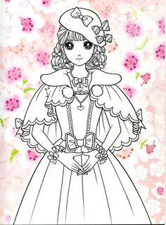 Korean Coloring Book - pink - Mama Mia - Picasa Web Albums