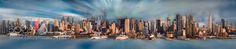 New York City Panorama by nmmaundu1