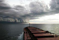Hurricane Isaac is on its way!