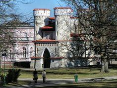 Vlasim Chateau, Châteaux and Castles in the Czech Republic