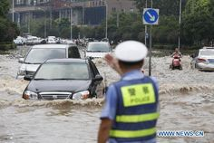 07/07/2013 - 3 dead, 1.9 million affected in C China rainstorm.