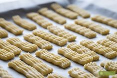 Mary Berry, Sugar Cookies, Almond, Bakery, Berries, Food And Drink, Desserts, Homemade Crackers, Aprons