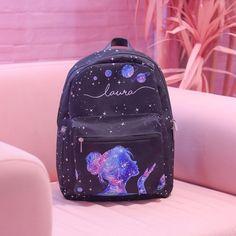 Cute Mini Backpacks, Stylish Backpacks, Girl Backpacks, Cute Purses, Purses And Bags, Cool School Bags, Fashion Backpack, Fashion Bags, Kawaii Bags