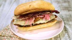 Hot Italian Sausage Sandwich Recipe | The Chew - ABC.com