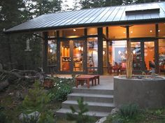 Vertical Seam Siding Design, Pictures, Remodel, Decor and Ideas - page 22