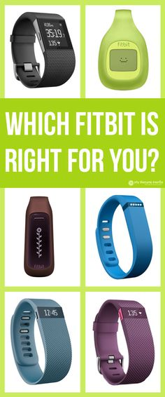 My husband and some of my sisters and my aunt and a bunch of people I know have FitBits. They love to compete against each other and compare steps and badges. You can my review of the Fitbit Charge here. But I still don't have a Fitbit, so I've been researching them and I thought you mayContinue