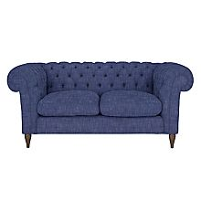 John Lewis Cromwell Chesterfield Small Sofa