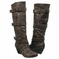 """CARLOS BY CARLOS SANTANA """"Perry"""" knee-high boots. #winterboots"""