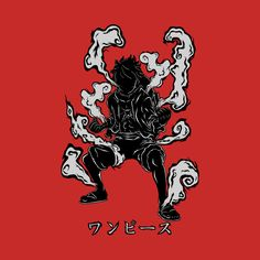 Shop PIRATE'S KING one piece t-shirts designed by berserk as well as other one piece merchandise at TeePublic. Cool Anime Pictures, One Piece Pictures, Monkey D Luffy, One Piece Gear 4, One Piece Merchandise, Kingdom Hearts Wallpaper, One Piece Tattoos, One Piece Wallpaper Iphone, Manga Anime One Piece