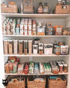 Home Interior Simple .Home Interior Simple Kitchen Organization Pantry, Home Organisation, Organization Hacks, Organized Pantry, Pantry Diy, Organising Ideas, Pantry Ideas, Pantry Storage, Extra Storage