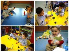 """En Kidsco PCAMI hemos transformado la Escuela en un """"Bosque Encantado"""" con muchas flores, animalillos y varitas mágicas además de disfrazarnos de duendecillos y, hadas y príncipes. Nos hemos divertido mucho con las manualidades y los juegos!!!!"""