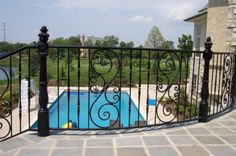 Railing20 Get a Catchy Balcony Using These 60 Best Railings Designs