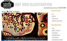 9 Great Artist Websites