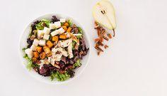 Sage Roasted Chicken Salad