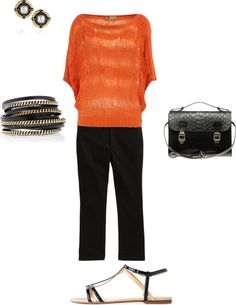 Summer Business Casual 1, created by jmclausing on Polyvore