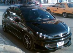 Peugeot 206GTi