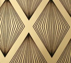 The Nugget: Diamond Wall Pattern with a Sharpie
