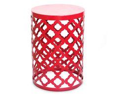 Wilson & Fisher Metal Mesh Stack Chair & Garden Drum Collection | Big Lots