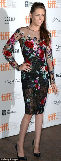 You looks absolutely enchanting Kristen... :-) #KristenStewart #fashion and #movies