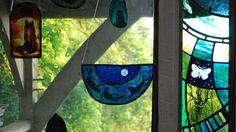 Stained Glass Tamsin Abbott website