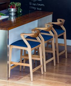 the duda stool counter height by brazilian aristeu pires warms up