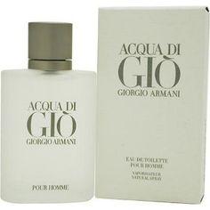 Acqua Di Gio by Giorgio Armani for men $70.97