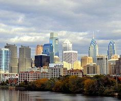 Philadelphia, PA // Beautiful U.S. Skylines