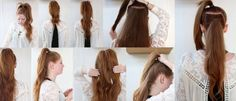 These step-by-step guide to five-minute or less hairstyles can help you make more of your busy mornings.