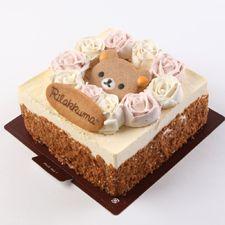 【リラックマストア限定商品】リラックマローズケーキの予約が始まります!