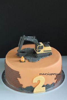 Marsispossu: Kaivurikakku, Digger cake