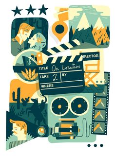 Owen Davey - Feed On Location - Film - People - Landscape - Digital ∙ Graphic ∙ Editorial ∙ Character ∙ Technology ∙ Publishing ∙ Advertising ∙ Lifestyle ∙ Design ∙ Education ∙ Adventure ∙ Animals ∙ Maps ∙ Travel ∙ Transport ∙ Wildlife ∙ Action ∙ Character Development ∙ Vintage ∙ Memorabilia ∙ Humour ∙ Childrens Books http://www.folioart.co.uk/illustration/folio/artists/illustrator/owen-davey