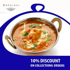 Maharani offers delicious Indian Food in Sidcup, Dartford Browse takeaway menu and place your order with ChefOnline. Indian Food Recipes, Ethnic Recipes, A Table, Opportunity, Menu, Delivery, Restaurant, Fresh