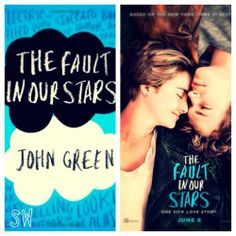 The Fault in Our Stars The story is narrated by a sixteen-year-old cancer patient named Hazel, who is forced by her parents to attend a support group, where she subsequently meets and falls in love with the seventeen-year-old Augustus Waters, an ex-basketball player and amputee.