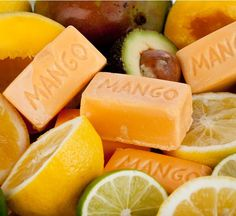You've Been Mangoed Luxury Bath Melt-- absolute fave bath product!