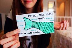 Image via We Heart It https://weheartit.com/entry/171085464/via/20318405 #mermaids #quality #tumblrgirl #qualitytumblr #tumblrquality