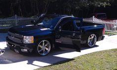 2011 Chevy Silverado SWB
