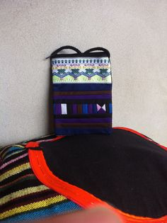Small Tote  Handmade by Lisu Hill Tribe In by ThaiOriginals, $10.00