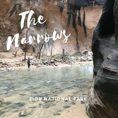 The Narrows in the Winter! - Zion National Park