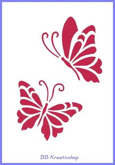 Stencil Templates, Stencil Patterns, Stencil Painting, Stencil Designs, Fabric Painting, Embroidery Patterns, Butterfly Stencil, Diy And Crafts, Paper Crafts