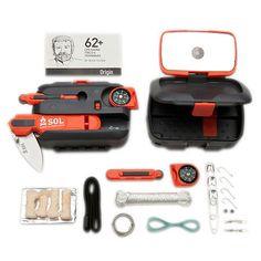 seven essential tools in one pocket companion. rugged abs housing, Garten und erstellen