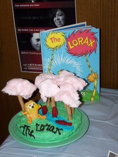 Julie S.'s entry to the 2012 Edible Book Festival at Burton Public Library