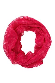 Collection Xiix   Collection Xiix Grid Loop Infinity Scarf   Nordstrom Rack SALE $6