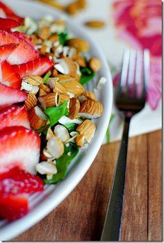 Inner Goddess Detox Salad #fresh #healthy #cleaneating