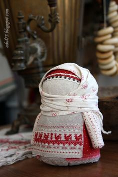 babouchka ♥ I want to make one for each of my great nieces and granddaughters. You too?