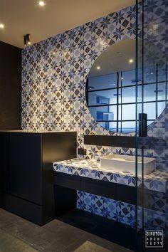 Bathroom Design & Decor - 7 Great Ideas for Your Bathroom Remodel - Ribbons & Stars Diy Bathroom Decor, Bathroom Designs, Bathroom Remodeling, Bathroom Ideas, Contemporary Apartment, Tiny Spaces, Apartment Design, Bathroom Inspiration, Decoration