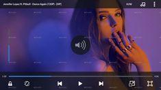 OS 8 Video Player UI Kit by JamshaidSaleem | GraphicRiver