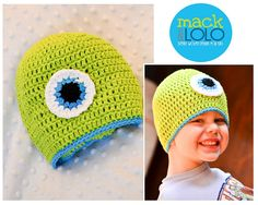 """""""Out Of This World""""  crochet beanie from Mack & Lolo"""