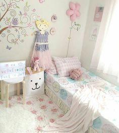 Desain Kamar Tidur Sederhana Anak Perempuan