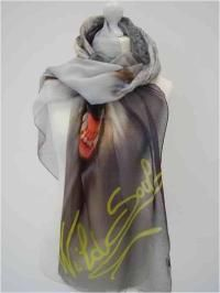 Italian fashion accessories woollen scarves shawls pareo stoles Wholesale