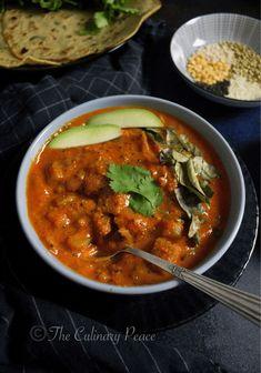 Coconut Recipes, Milk Recipes, Veg Recipes, Curry Recipes, Vegetarian Recipes, Cooking Recipes, Vegan Meals, Raw Mango Recipes Indian